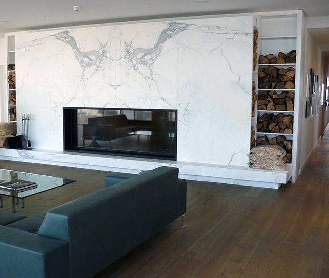 Custom Fireplace Design Designlines