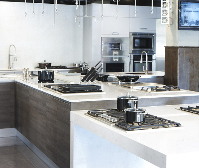 Luxe Appliance Studio Toronto High End Kitchen Appliances