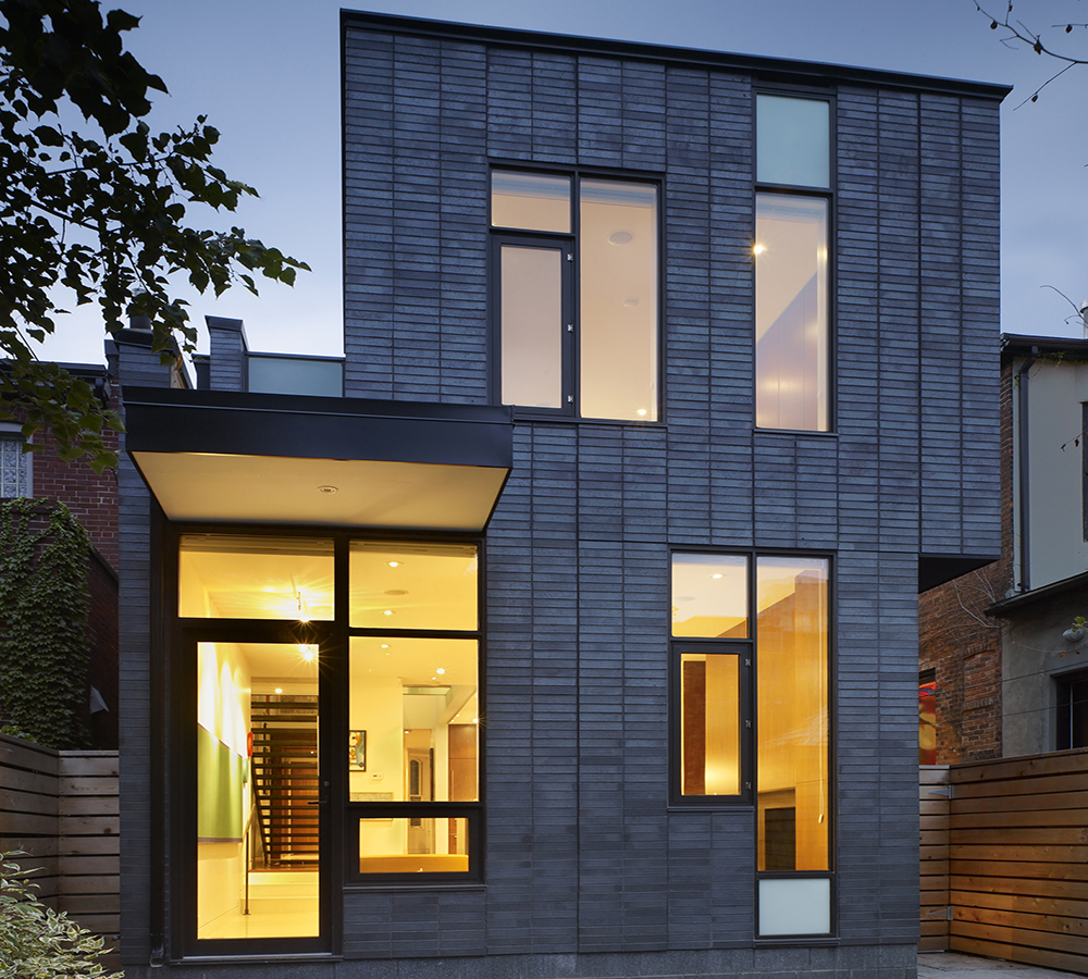 Blacklab architects inc toronto modern architecture high park - Superk L Who To Hire Architect