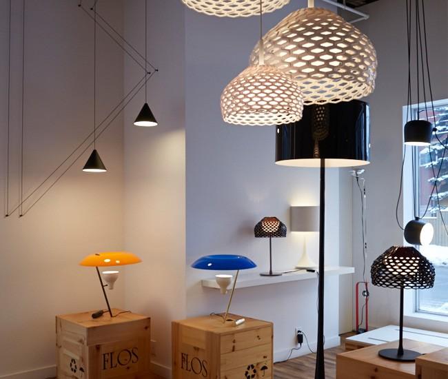 Lightform Toronto Lighting Showroom