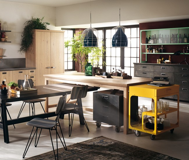Scavolini store toronto kitchen systems for Scavolini kitchens