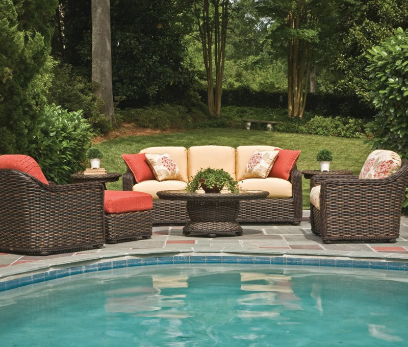 how to buy hauser outdoor furniture
