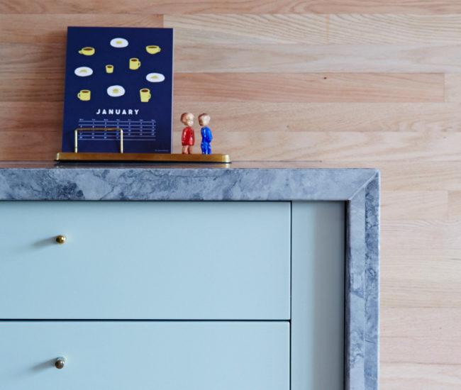 Dufferin Tile Backsplash: Two Toronto Design Darlings Mix Modern And Vintage