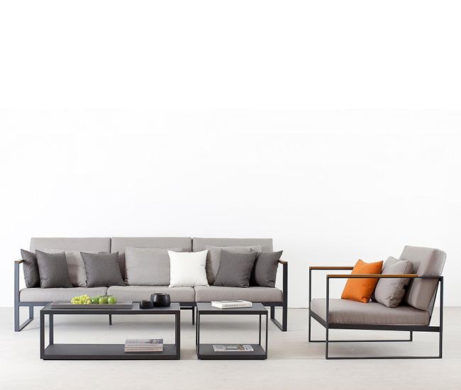 Jardin de ville outdoor furniture for Furniture ville