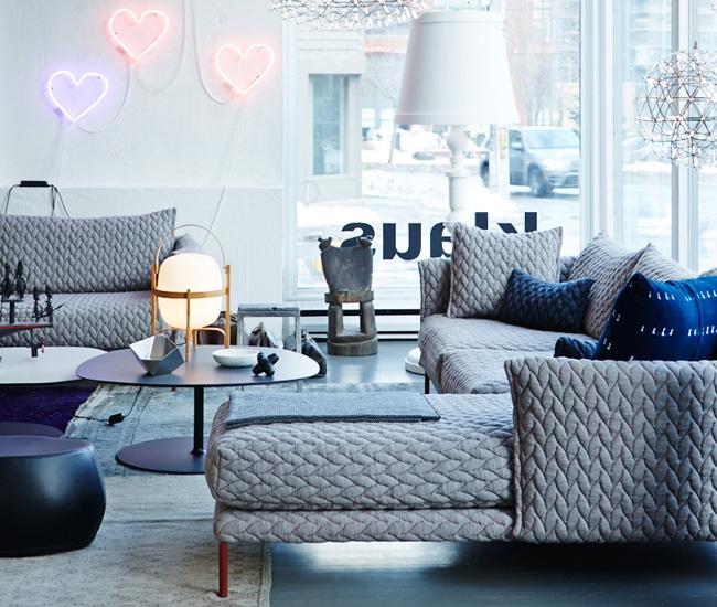 Klaus Modern Furniture Toronto