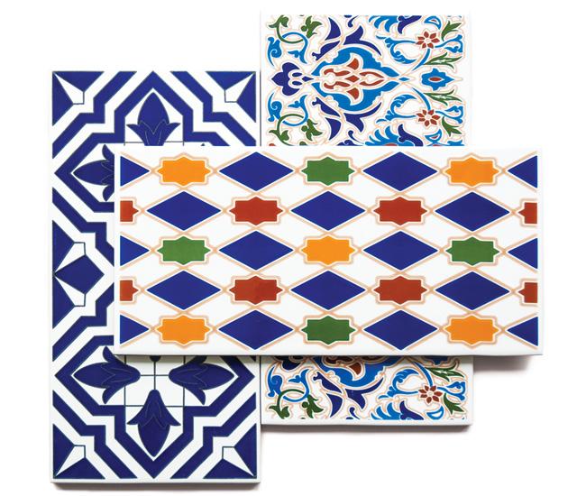 Alhambra Ceramic 6