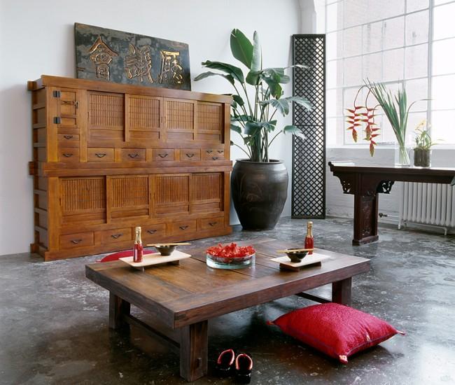Greentea Design Closed Contemporary Asian Furniture