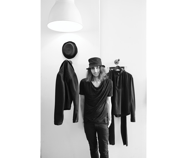 Bálint and select SS14 pieces.