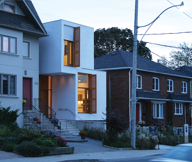 Toronto architecture firms ja architecture studio for Architecture firms
