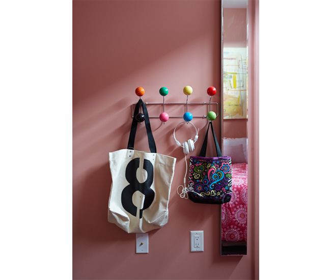 Eames coat racks from Ella+Elliot.