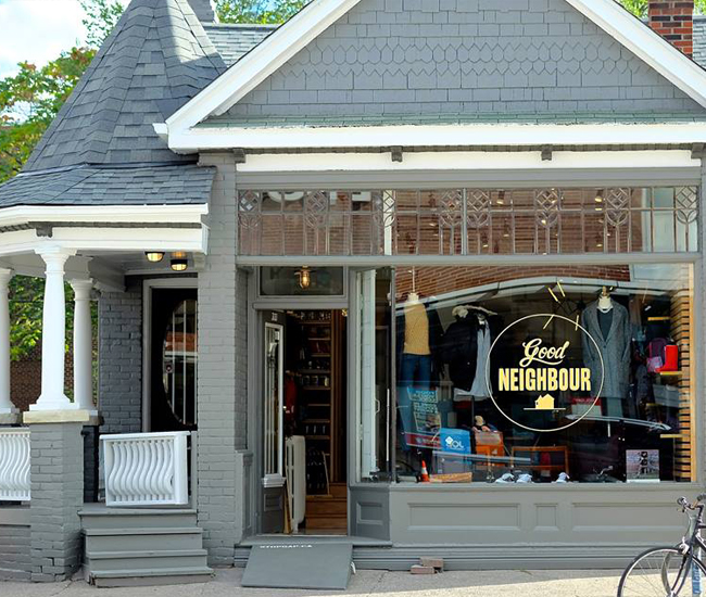 Good Neighbour Toronto Home Decor And Lifestyle Accessories