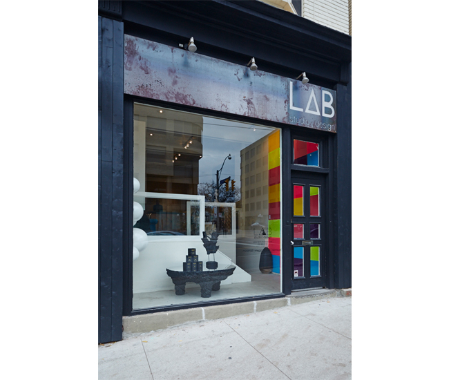 Kelly Caplette's boutique is Summerhill's latest avant-garde addition.