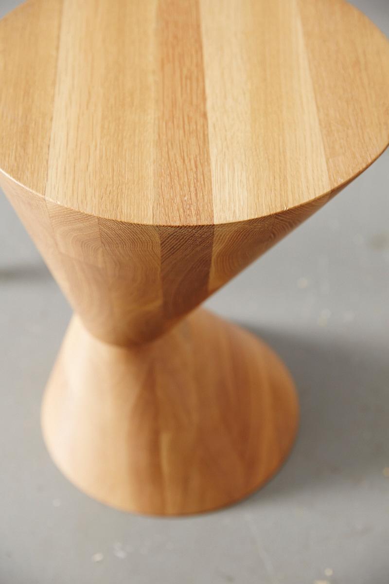 Hollis Morris Furniture Designer Mischa Couvrette