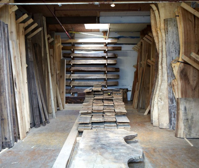 Canadian Salvaged Timber Store Raw Wood And Reclaimed