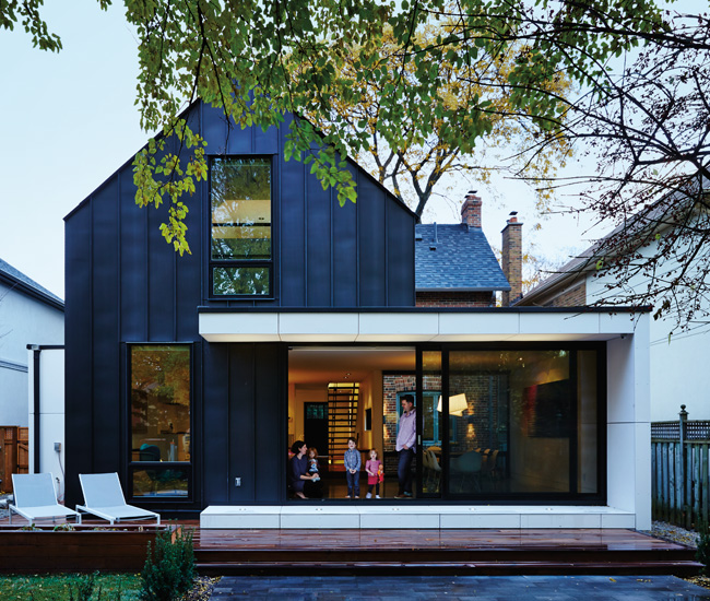 A Tudor Revivalist Home Renovated By Blacklab Architects