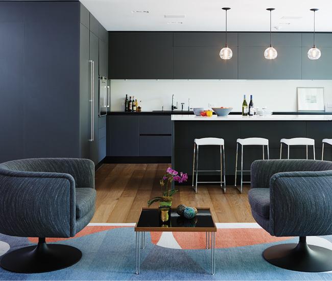 Kitchen design ideas from 12 toronto homes for Scavolini kitchens toronto