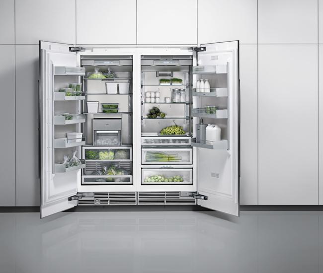 Mini Modern Kitchen Miele Gaggenau: 5 High-Style, High-Tech Kitchen Upgrades