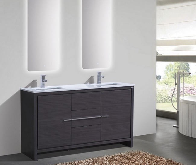 contemporary bathroom vanities toronto toronto vanity modern bathroom vanities and fixtures 17855