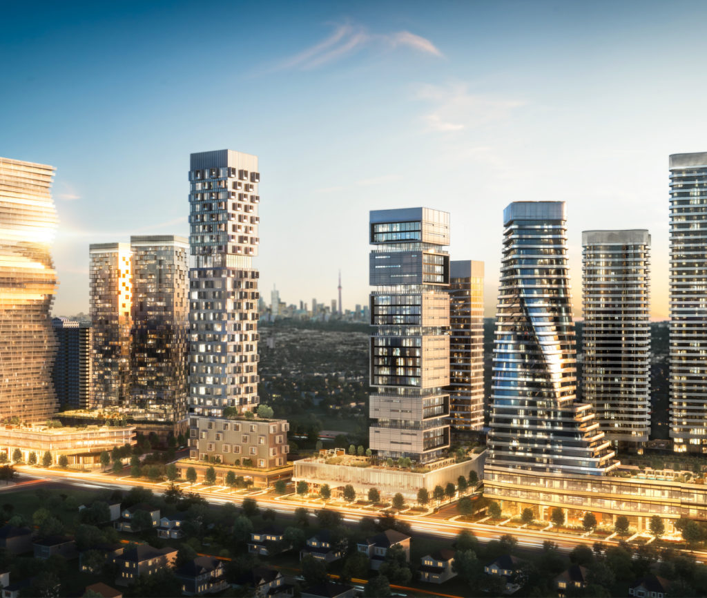 Mississauga's M City development, plus six other city projects that have us cheering,