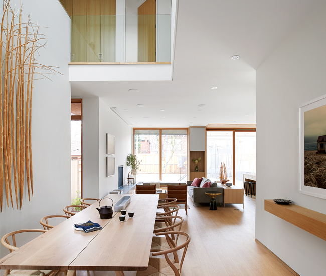 Arriz Hassam and Altius Architecture team up to build a home of equal parts rest and recreation. Photo by Alex Lukey.