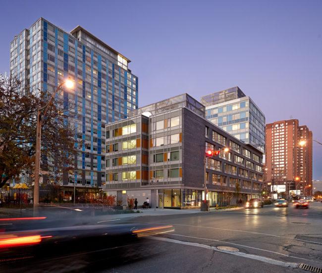 YWCA Elm Centre, Toronto