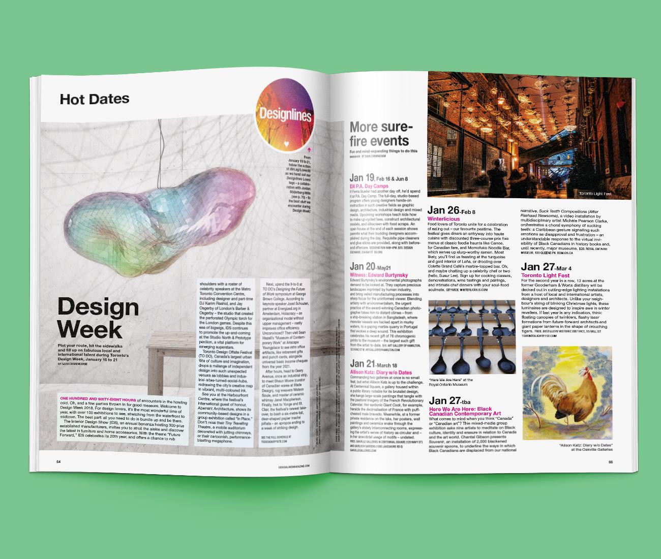 Design Week Toronto
