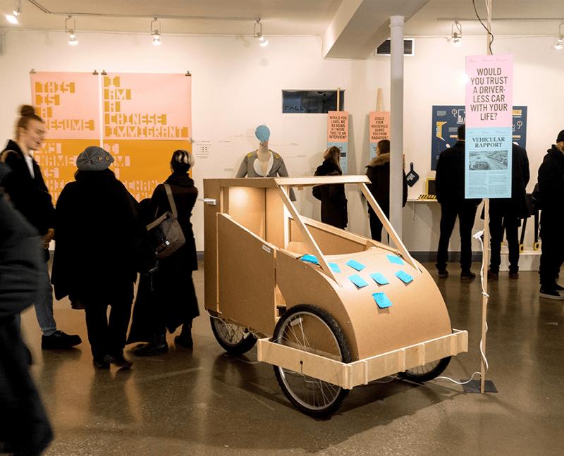 Off Course OCAD U Toronto Design Offsite Festival 2018 Toronto Design Week 2018