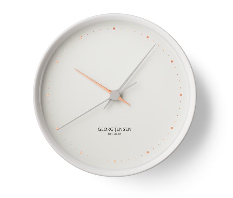 Koppel wall clock Georg Jensen Denmark