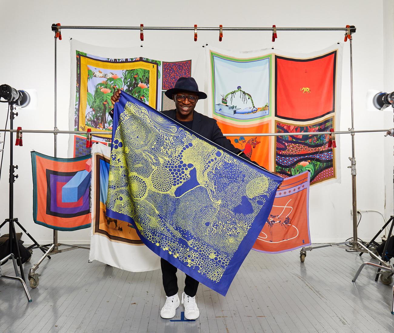 Yaw Tony Textile Designer Vitra Design Museum Designlines Magazine Toronto This Creative City