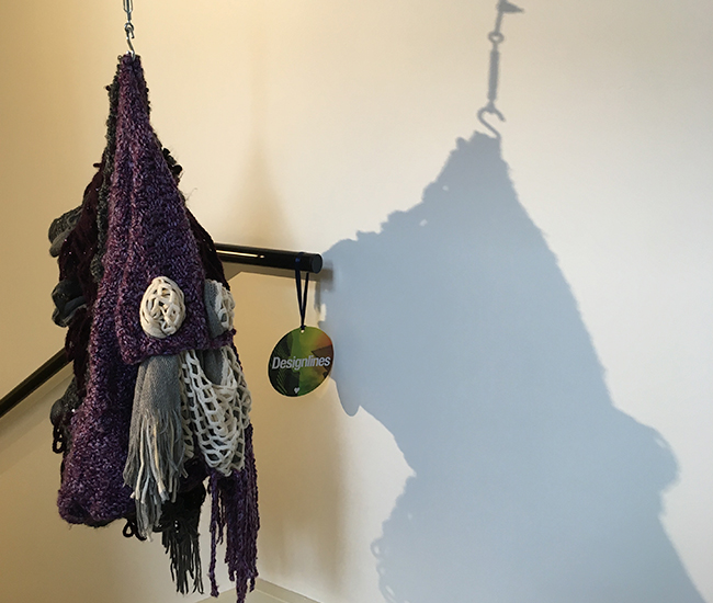 Material Witness. Artist Jill Price hangs shaggy pieces of reclaimed fabric from Gravity Pope's basement ceiling in a fascinating solo show dealing with the environment. The forms, which are meant to cast intense shadows, remind us of sleeping bats. (1010 Queen Street West)