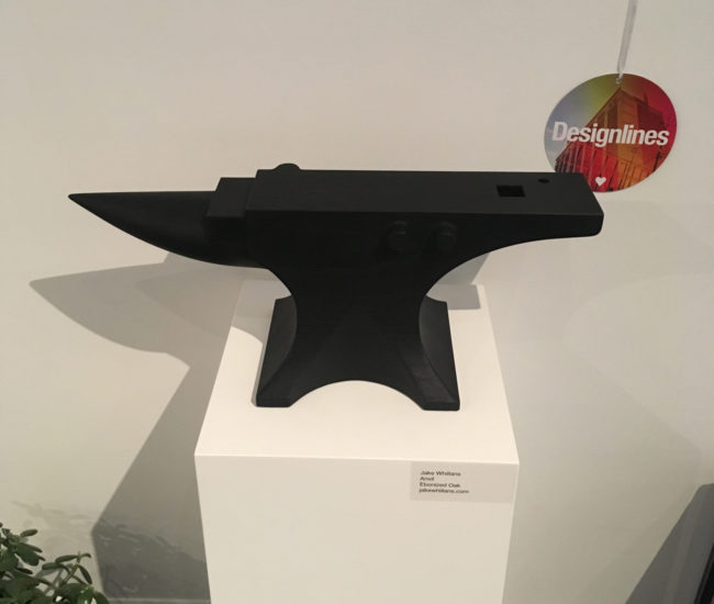 Anvil. Wile E. Coyote's favourite prop makes an appearance at
