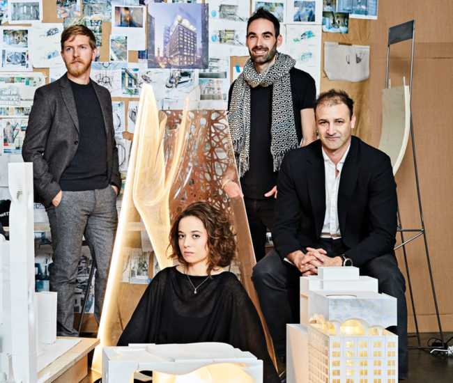 Architecture firm partisans asks wtf for Architecture firms toronto student internship