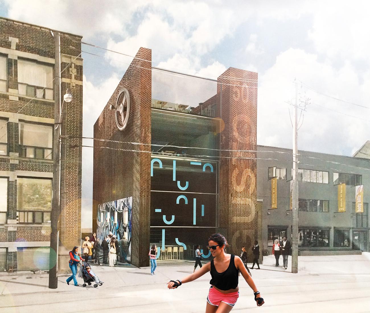 Partisans Architecture Firm Toronto