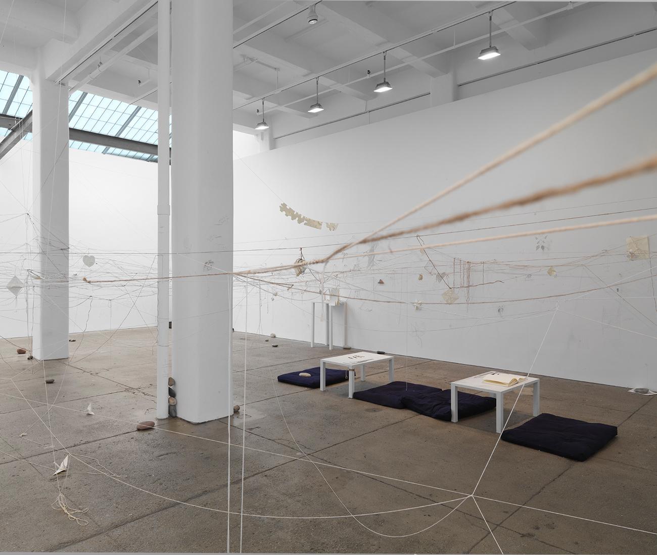 Yoko Ono Gardiner Museum The Riverbed Mend Piece