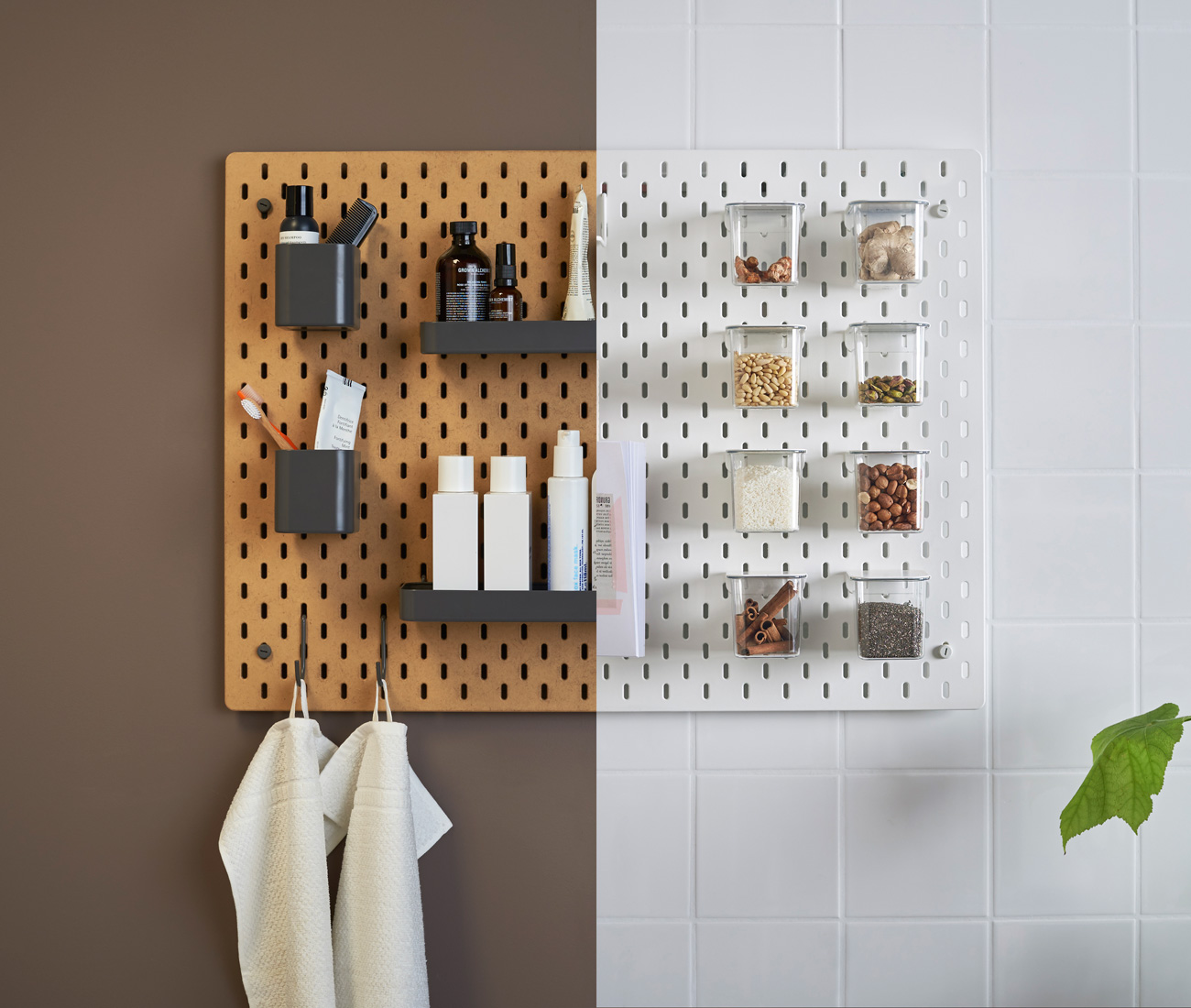 Skadis Is Ikea S Real Life Pinterest Board