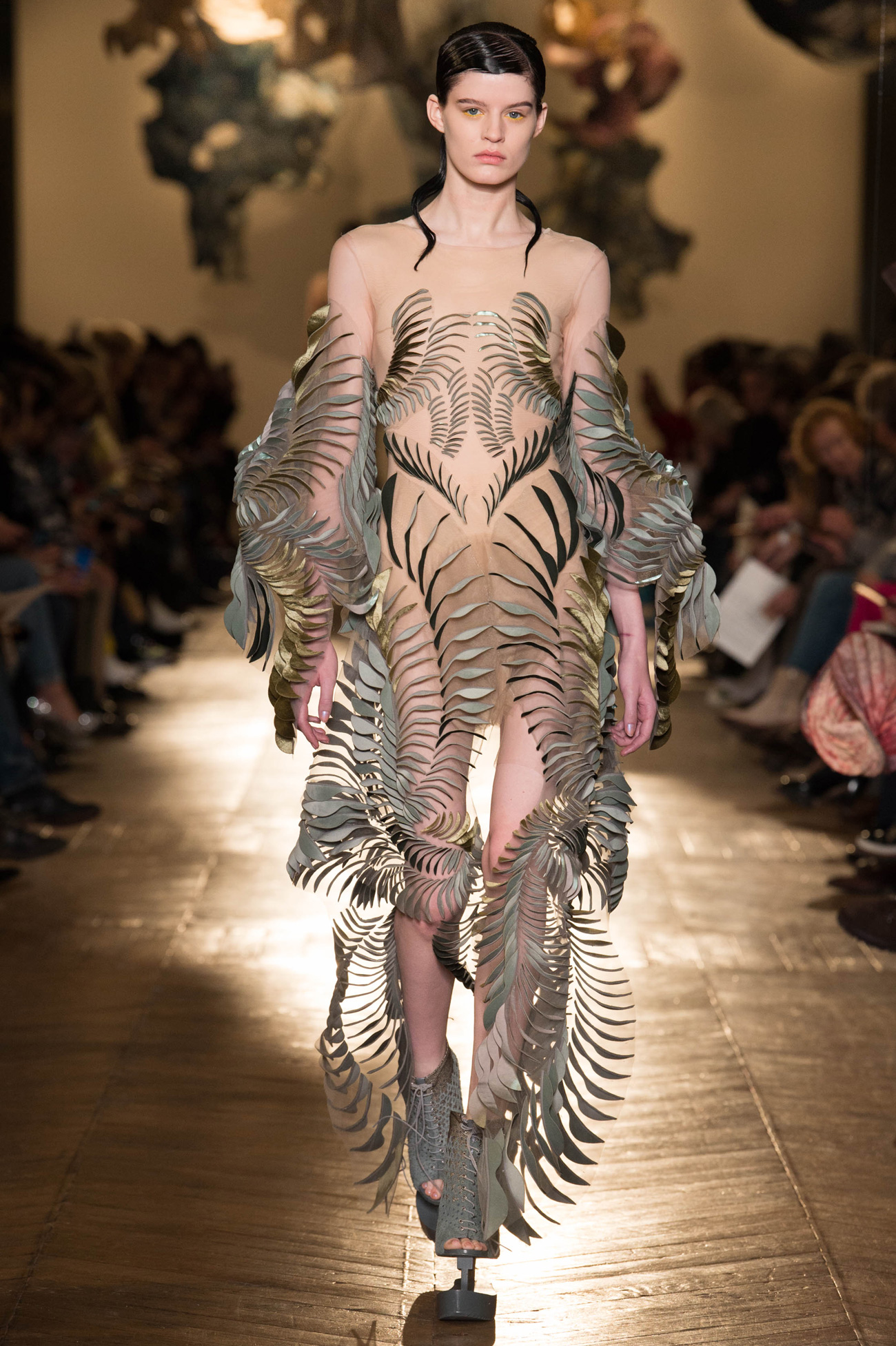 Iris Van Herpen S Architectural Couture Coming To Toronto