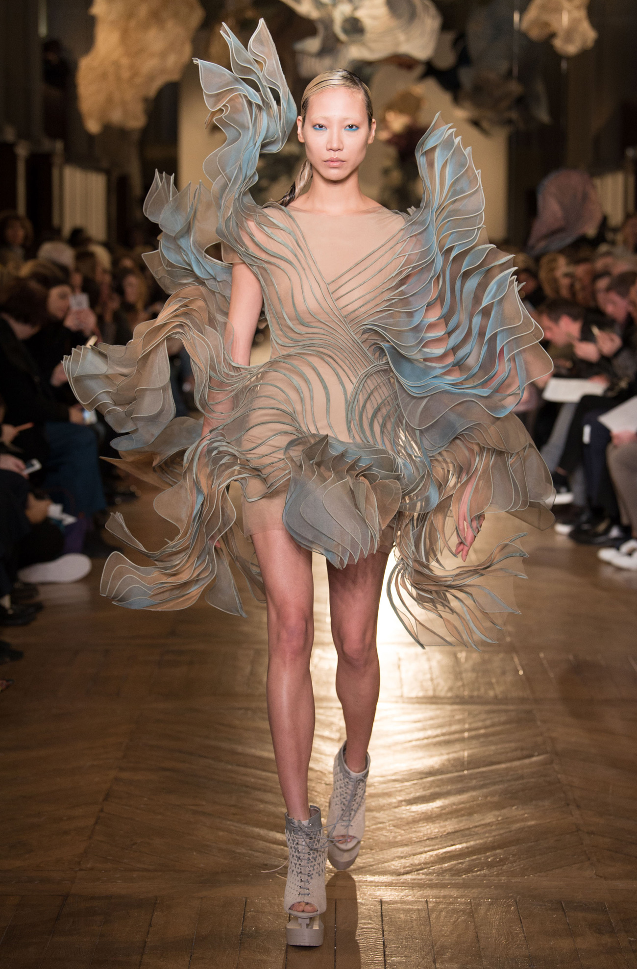 Iris Van Herpen S Architectural Couture Coming To Toronto