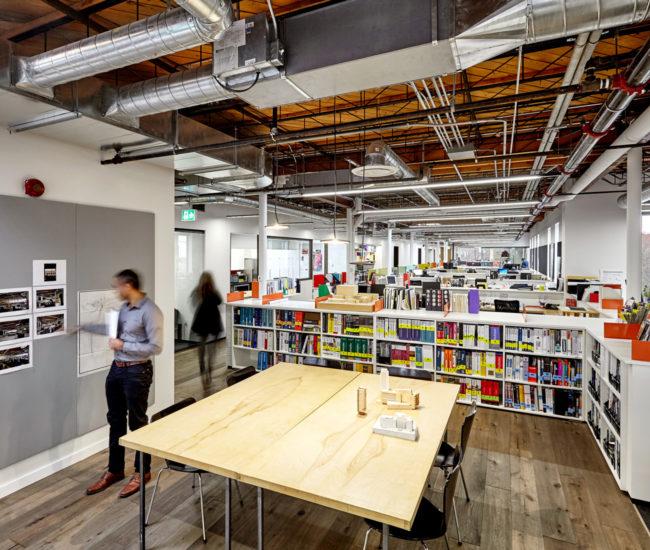 doors open toronto unlocks the offices of stellar architecture firms