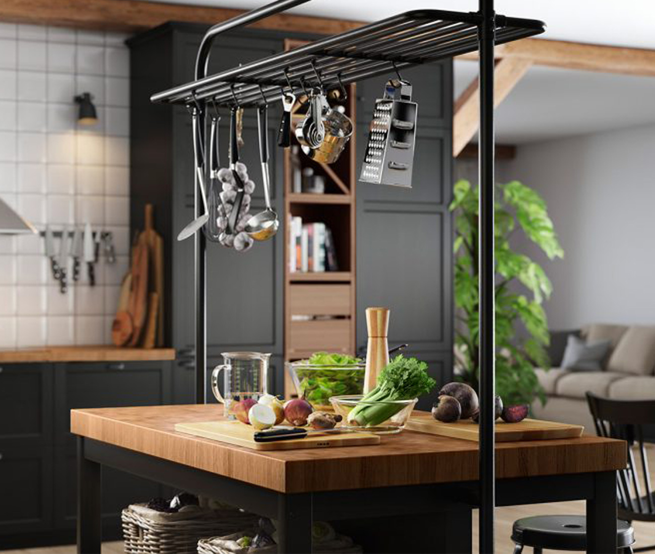 5 Covetable Looks for Small Spaces from Ikea\'s 2019 ...