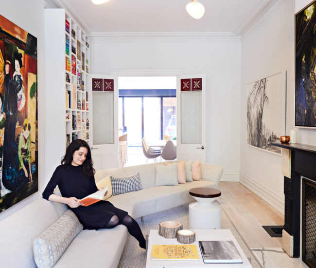 7 Home Library Ideas from Toronto\u0027s Least Bookish Homes